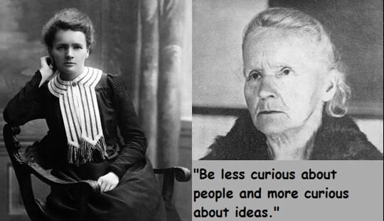 Marie Curie 2 Nobel